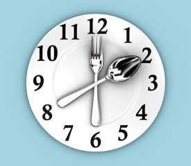time-to-eat-clock