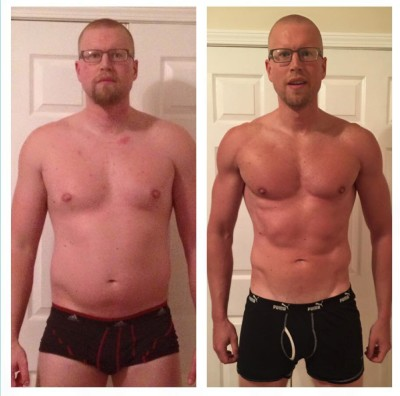 I ate 300 grams of carbs per day while making this transformation. Carbs are NOT your enemy.